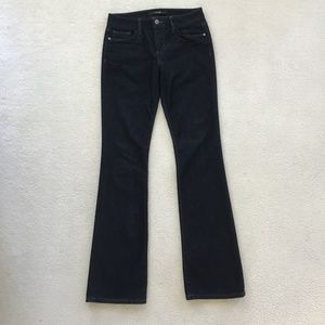 JOE'S JEANS BLUE  SIZE 27 CURVY BOOT CUT